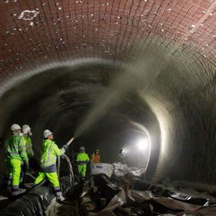 Metro evaluará si abre algunos tramos de la Línea 1 antes del final de la obra