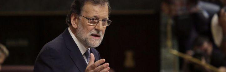 El Congreso vuelve a rechazar la investidura de Rajoy con 180 votos en contra