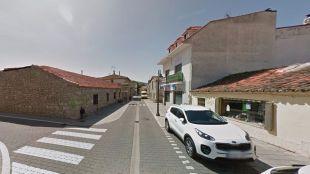 Calle Iglesia de Moralzarzal