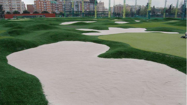 Bankers del campo de golf