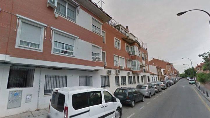 Calle Cedra de Getafe