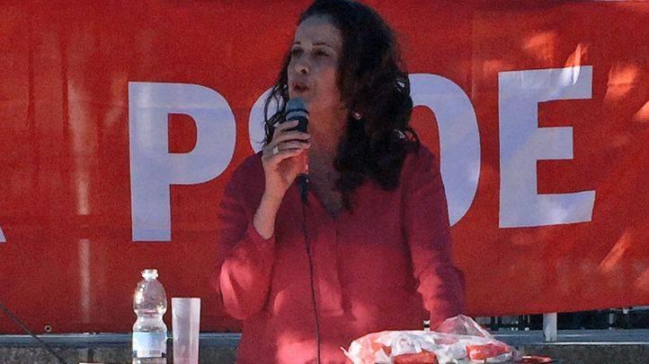 Carla Antonelli y Arcópoli denuncian amenazas a través de Twitter