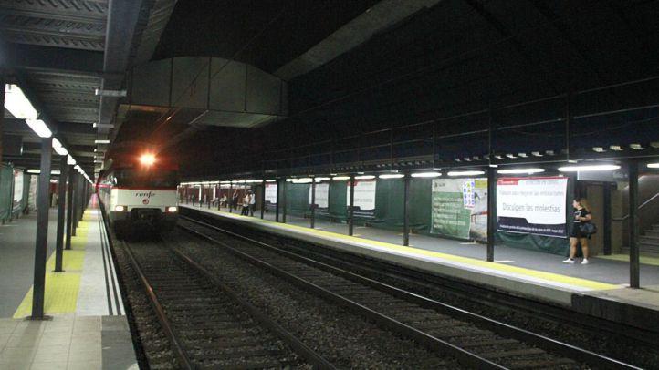 La estación de Recoletos reabre tras las obras