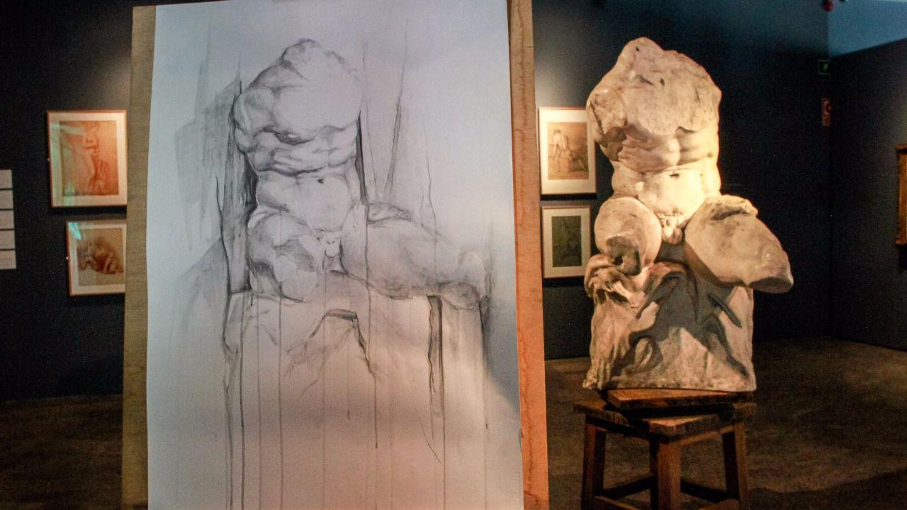 Arte y carne\' analiza con detalle la anatomía humana | Madridiario
