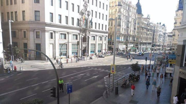 Aguirre rechaza cortar la Gran Vía durante la Semana de la Movilidad