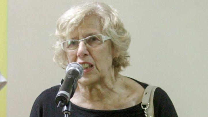 Carmena aplaude el salto de la valla de Melilla porque los inmigrantes hacen