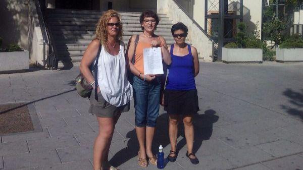 Una integrante de Podemos denuncia amenazas de muerte por apoyar a Carla Antonelli