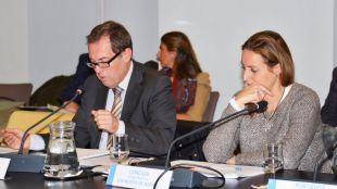 Carlota Merchán releva a Ransés Pérez Boga como portavoz del PSOE en la Comisión de Hacienda