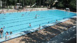 Cerrada la piscina municipal de Francos Rodríguez