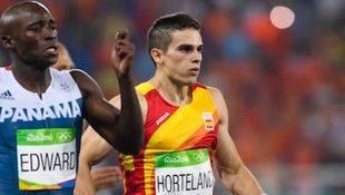 El conductor del coche en el que viajaba el atleta Bruno Hortelano duplicaba la tasa de alcoholemia