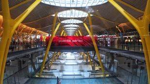 El terremoto en Italia no frena las salidas del aeropuerto de Madrid