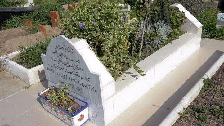 Cementerio musulmán en Griñón (Archivo).