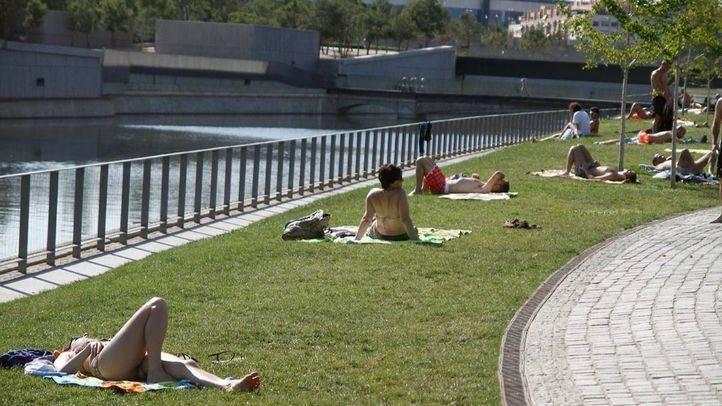 Madrid vive el septiembre más caluroso desde 2006
