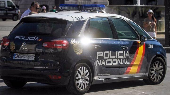 Detenido en Vallecas un hombre que amenazaba con matar a su mujer y su bebé