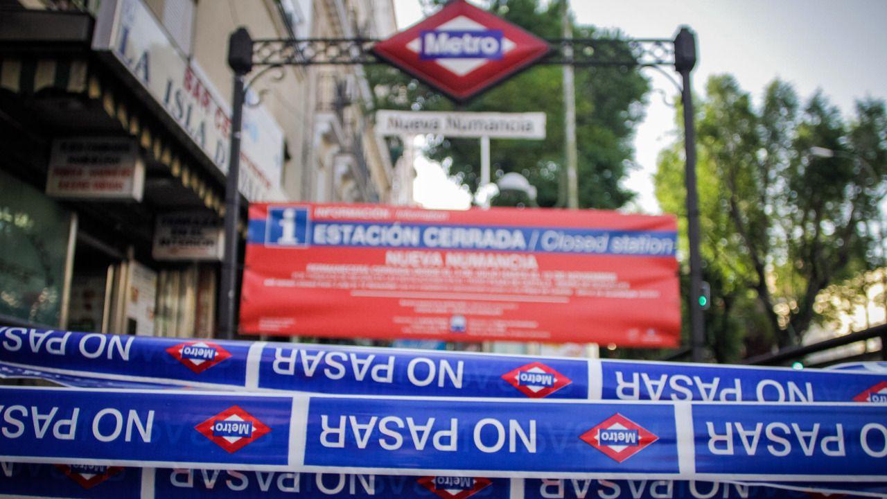 Madrid Reabrirá Dos Tramos De La Línea 1 De Metro El 14 De
