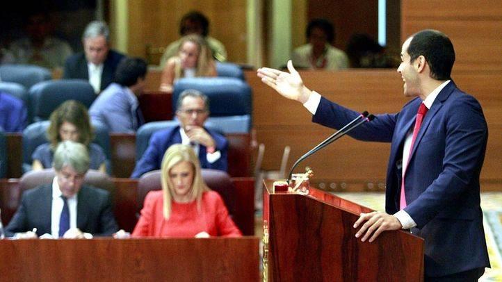 Aguado y Cifuentes se disputan el centro político