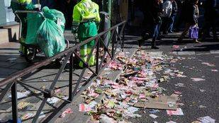 Las comunidades de vecinos tendrán que usar un tercer cubo de basura