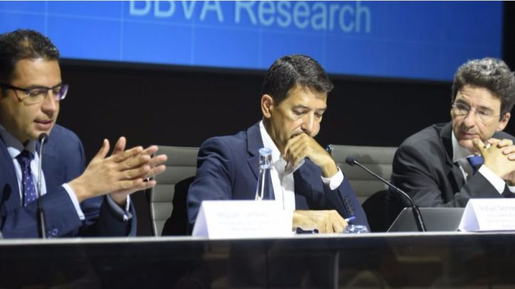 presentación del Observatorio Económico de España