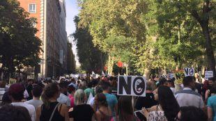 PACMA reúne a miles de personas para pedir la abolición de los toros