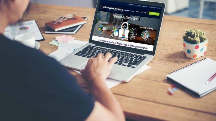 El número de empresas con página web en Madrid que venden online bate cifras récord