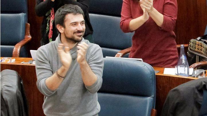 Ramón Espinar lanza su proyecto para liderar Podemos Madrid