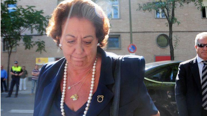El Tribunal Supremo abre la causa contra Rita Barberá por blanqueo de capitales