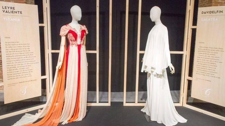Los personajes de Cervantes y Shakespeare inspiran a la moda española