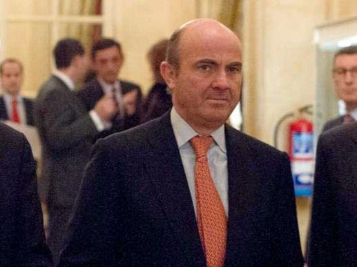 """Guindos insiste en que Soria """"era el mejor"""" para el cargo en el Banco Mundial"""