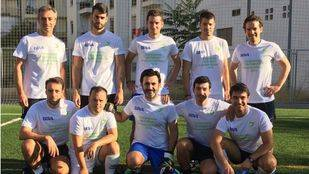 Un campeonato solidario para la inclusión de personas con síndrome de Down