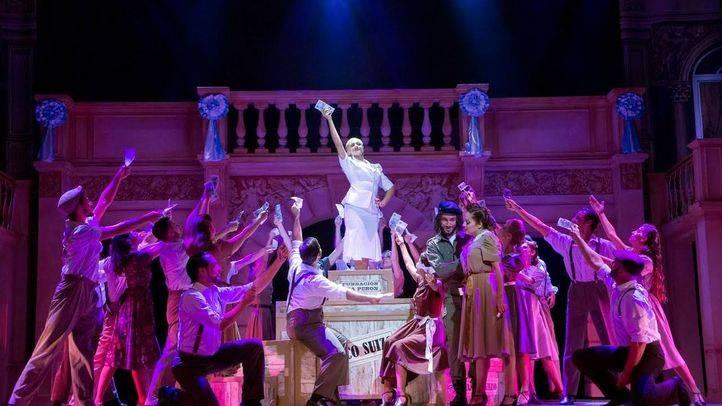 'Evita' resucita en el Nuevo Alcalá