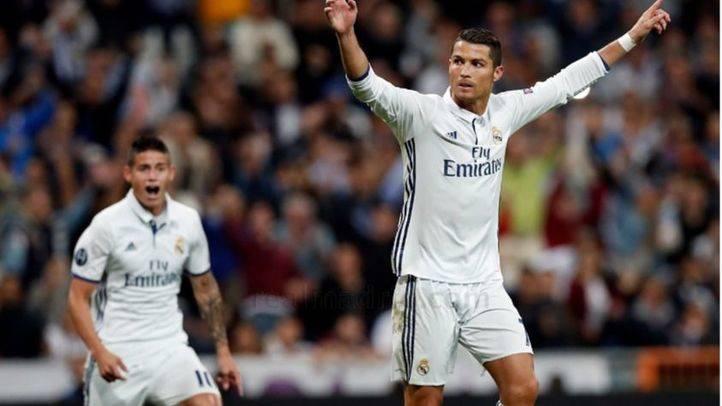 El Madrid demostró a un valiente Sporting por qué 90 minutos son muy largos en el Bernabéu