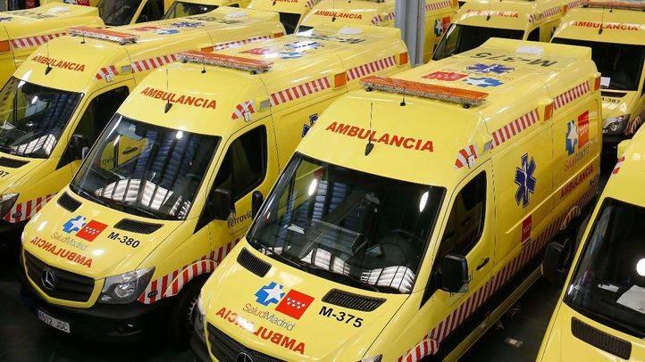 El Summa 112 renueva la flota de ambulancias en el transporte sanitario urgente