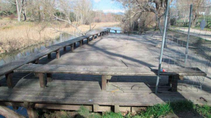 Tres nuevos miradores en El Pardo para admirar el Manzanares