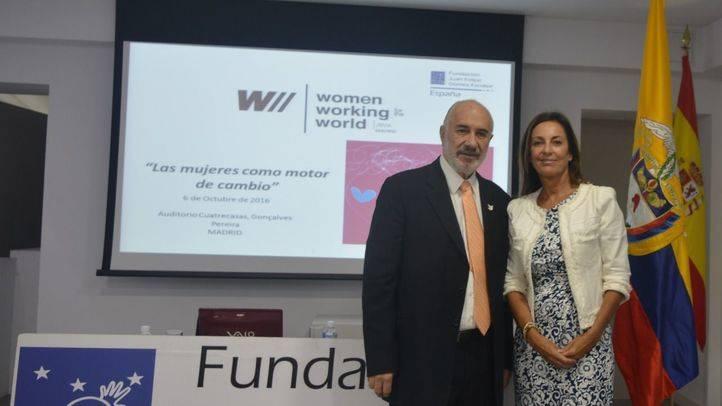 Madrid acogerá un foro internacional para reivindicar el papel de la mujer como motor de cambio