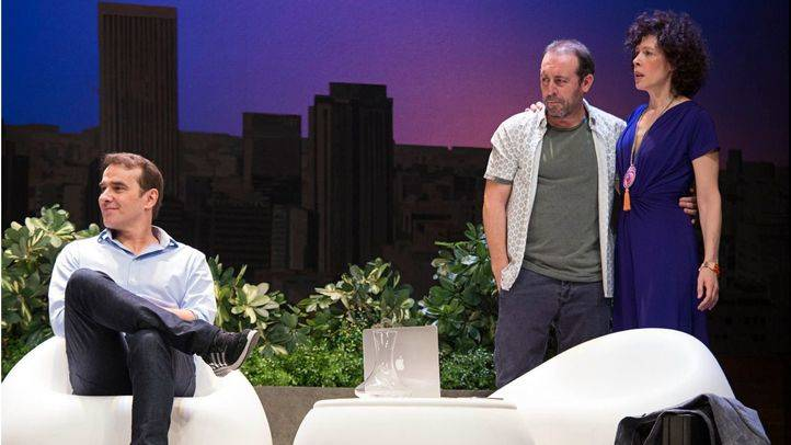 'El test', la nueva comedia del Teatro Alcázar