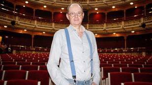 Fernando Marías, productor de la compañía teatral Hijos de Mary Shelley