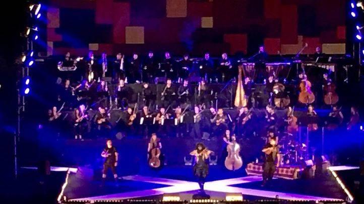 El violín de Ara Malikian encandiló al público de Las Ventas