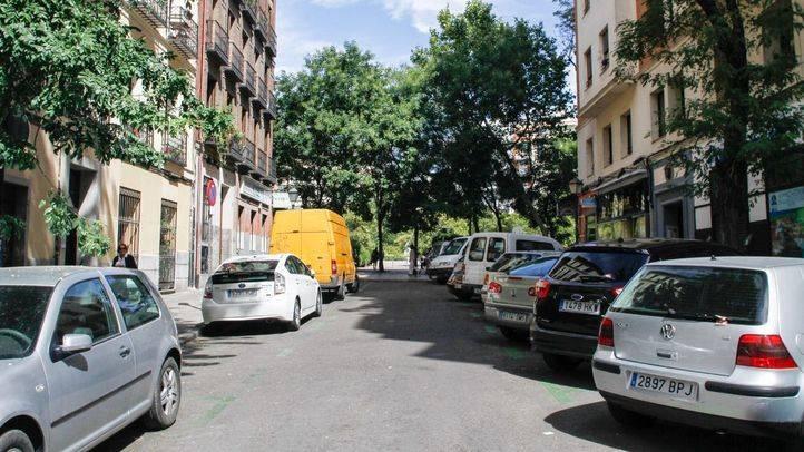El Ayuntamiento transformará las entradas a la plaza de Olavide para que sean cien por cien accesibles