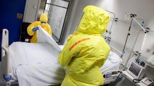 La enfermera sale del aislamiento tras dos negativos por Crimea-Congo