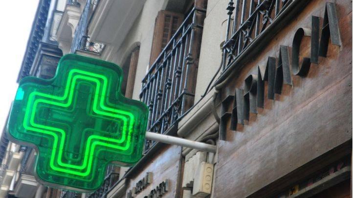 Farmacia (Archivo)