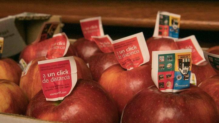Madrid inaugura un mercado digital de venta directa para el pequeño comercio