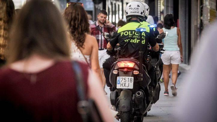 Crece la delincuencia en Madrid en el primer semestre de 2016