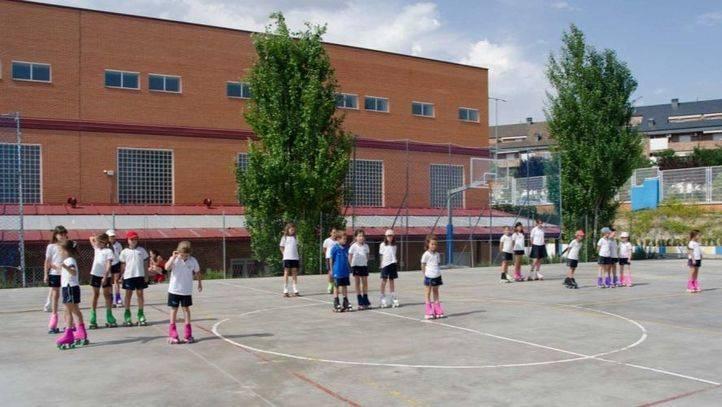Colegio Vallmont en Villanueva del Pardillo