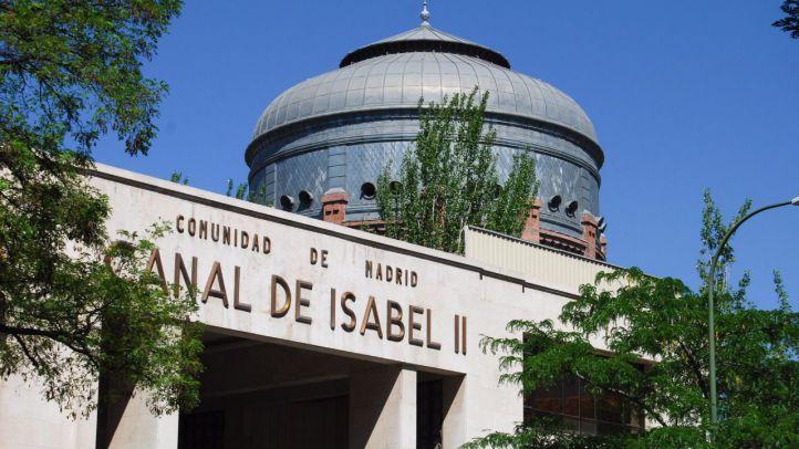 Las instalaciones del Canal de Isabel II en Chamberí acogerán un parque público
