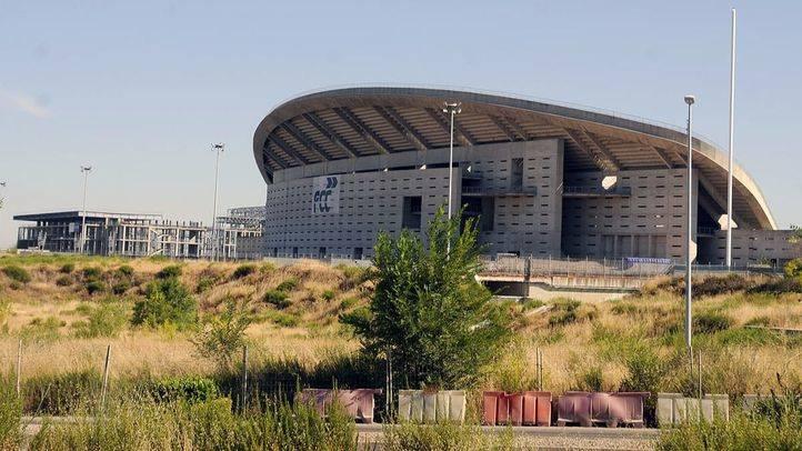 Estadio Olímpico La Peineta (Archivo)