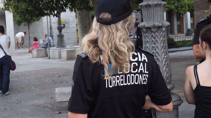 Detenidas dos personas tras huir de un control policial en Torrelodones