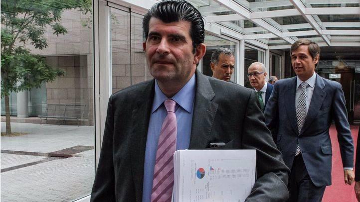 Bartolomé González actual diputado del PP en la Asamblea de Madrid (Archivo).