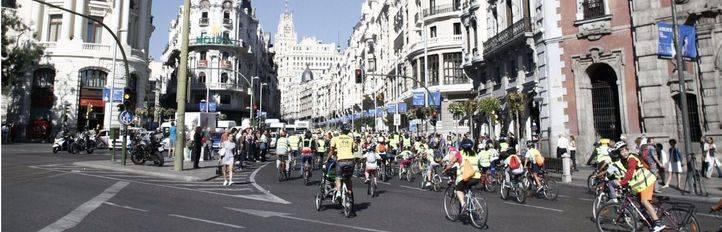 Madrid se une a la iniciativa de movilidad sostenible para luchar contra la contaminación