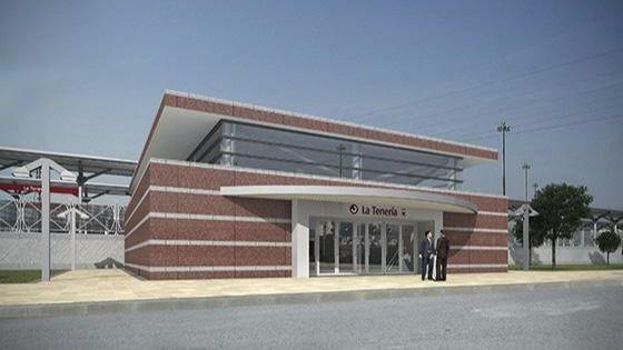 Adjudican el proyecto de la nueva estación de Pinto, que dará servicio a 25.000 personas