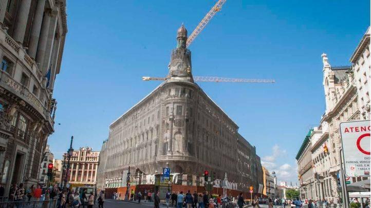 Villar Mir analiza vender una participación en el 'Proyecto Canalejas'